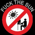 fuck the sun