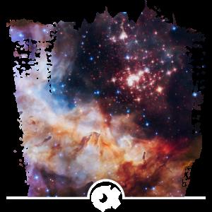 Weltraum unendliche Weiten