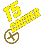 Geocaching T5 Cacher green