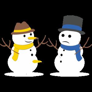 Naughty Snowman