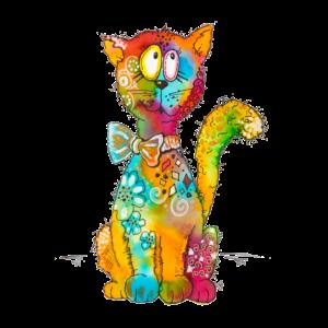 Kater Leopold - ColorfulCrazyWorld