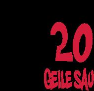20. Geburtstagsshirt: geile_sau_20