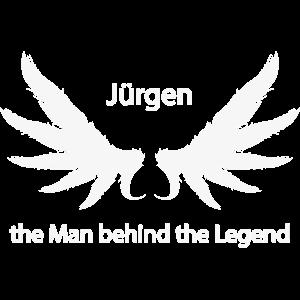 Jürgen the Man behind the Legend