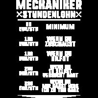 Mechaniker/Mechanikerin/Mechanik/Stundenlohn/Lohn
