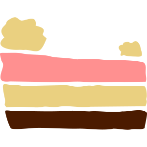 Kuchen Geschenk