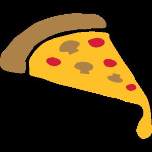 Pizza Geschenk Fast Food Burger Pommes