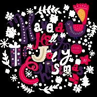 Holly Jolly Weihnachten