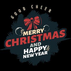 Frohe Weihnachten, Frohes neues Jahr