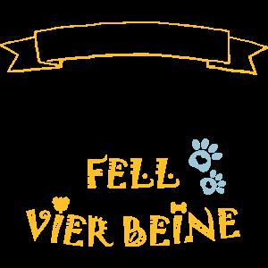 Fell-und-vier-beine-Hund