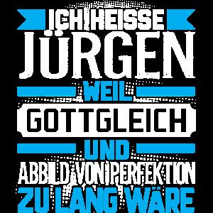 JÜRGEN - Gottgleich