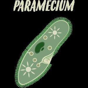 Paramecium/Pantoffeltierchen/Biologe/Geschenk