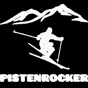 Ski Winter Urlaub Party Geschenk Skiurlaub