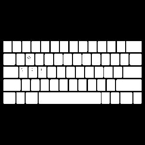 Computer Tastatur WASD Gaming PC Multiplayer Skill