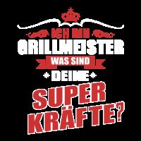 GRILLMEISTER-Superkräfte GESCHENK