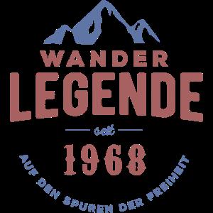 Wander Legende 1968