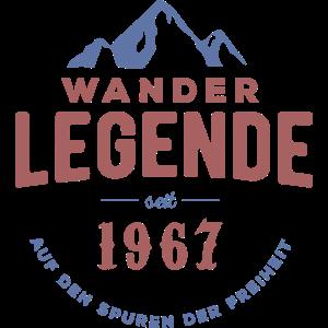 Wander Legende 1967