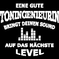 Toningenieurin bringt Sound aufs Level - Geschenk