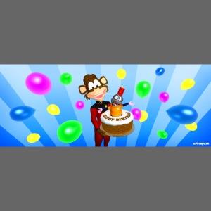 Astroape Moley Geburtstag