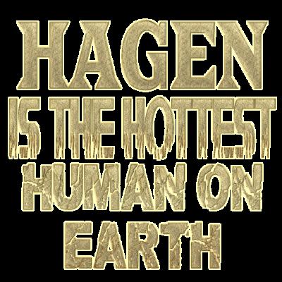 Hagen - Hagen ist der heisseste Mensch auf der Erde. Bist Du Hagen oder kennst Hagen? - Hagen geburt,Hagen geburtstag,Hagen geburtstagsgeschenk,Hagen geschenk,Hagen pullover,Hagen heiss,Hagen heissester,Hagen,Hagen heisseste,Hagen geschenke