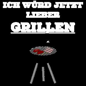 Grillen - Geschenk