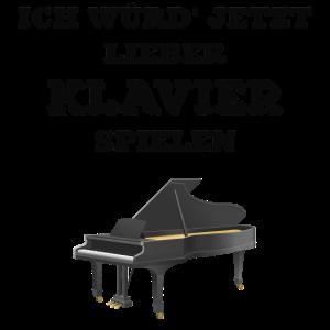 klavier - Geschenk