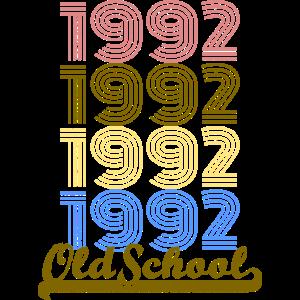 Old School 1992