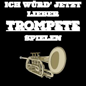 trompete - Geschenk