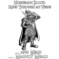 Norseman Blood and Mead