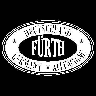 Germany city FUeRTH - Städte Shirt Fürth - fürth,Kleeblätter,Kleeblatt,Geschenkidee,Geschenk,Fürth,Bayern