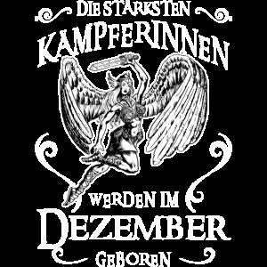 Kämpferin Dezember