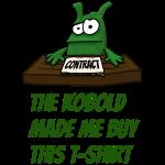 Kobold Harald made me