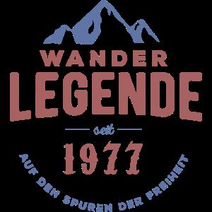 Wander Legende 1977