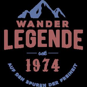Wander Legende 1974