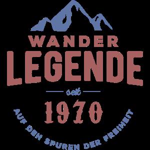 Wander Legende 1970