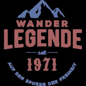 Wander Legende 1971