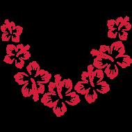 Motiv ~ Hawaii Blumenkette