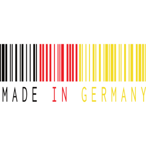 MADE IN GERMANY BARCODE