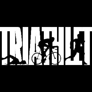 Triathlet - White
