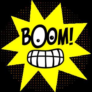 Boom! Comic Explosion!