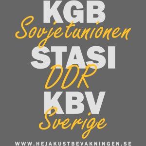 KGB STASI KBV