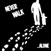 VATER & SOHN NEVER WALK ALONE