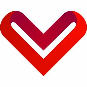 Coeur de V