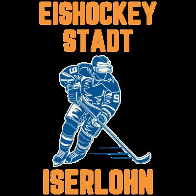 Eishockey Stadt ISERLOHN - Iserlohn kennt keiner? Aber die Iserlohn Roosters werden sie kennen lernen. Schönes Geschenk, für jeden Eishockey Fan aus Iserlohn. - Roosters,eishockeyteam,iserlohn,puck,Stadt,Iserlohn,NRW,Geschenkidee,Eishockey,i love hockey,Eisbahn,eishockey schlittschuhe,Geschenk,hockey