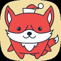 Netter Fox flach freexmas17mnr