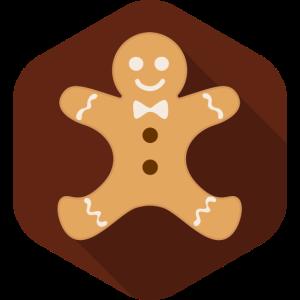 GingerBreadMan freexmas17mnr
