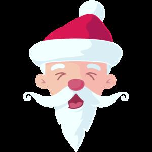 SantaHead 7 freexmas17mnr