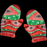 WeihnachtenGloves freexmas17mnr