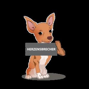 Chihuahua Verbrecher Geschenk