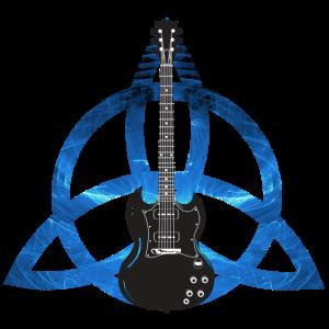 Triquetra Gitarre