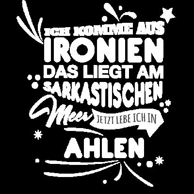 Ahlen Fun Geschenk Shirt - Ahlen Fun Geschenk Shirt - Weihnachtsgeschenk,Fun,Spaß,lustig,Idee,Geschnkidee,schenken,witzig,Stadt,Deutschland,Geburtstag,Geburtstagsgeschenk,Stadt-,Ahlen,cool,Sprüche,Spruch,Mode,Geschenkideen,Geschenk,witzige
